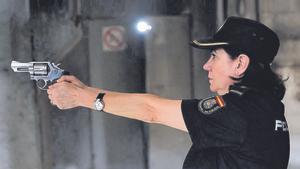 Luisa Martín, en una imagen de 'Servir y proteger'