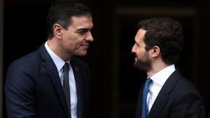 """Gobierno y PP """"explorarán vías"""" para elevar la participación de jueces en la elección del CGPJ"""