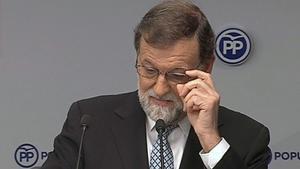 Mariano Rajoy en una fotografía de archivo.