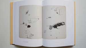 Un volumen reúne por primera vez todos los dibujos realizados por Franz Kafka, que, al igual que su obra literaria, fueron salvados por su amigo Max Brod de la destrucción ordenada por el autor checo. La obra, que publican simultáneamente varias editoriales de todo el mundo, la edita en España Galaxia Gutemberg. EFE/Alejandro Garcia